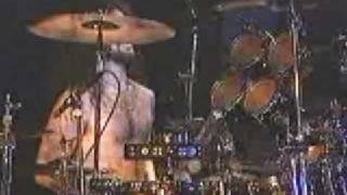 DREAM THEATER FEAT BARNEY OF NAPALM DEATH - Damage Inc  [Cover Metallica 95]