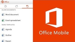 Microsoft Office for Android review