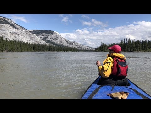 Pair paddle 3,000 km from Jasper to Tuktoyaktuk