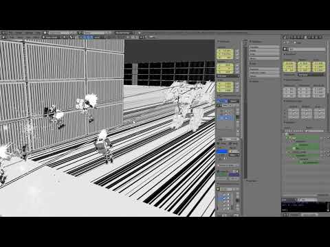 パソコン工房 Blender向けPC スタンダードモデル(漫画向け3Dシーン操作確認)