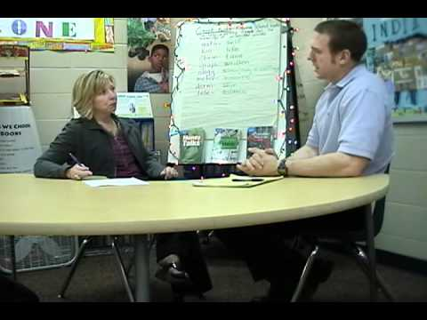 Teacher Post-Observation Conference.wmv