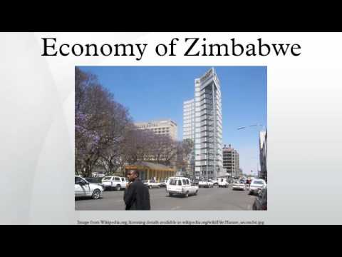 Economy of Zimbabwe