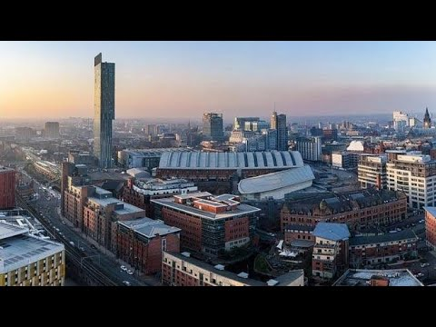 Top 10 largest urban areas in UK