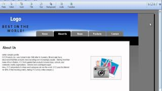 How to change the page size in Web Easy 8