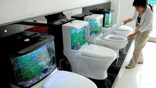Die 6 Unglaublichsten Toiletten der Welt!