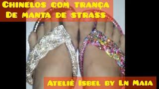 COSTURANDO O TRANÇADO por Ateliê Isbel by Ln Maia