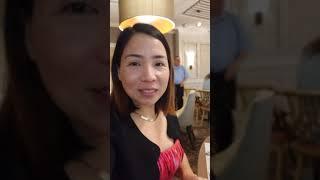 Vlog 189 ll  Ăn sáng tại khách sạn Rizzo Center trước khi về Florida