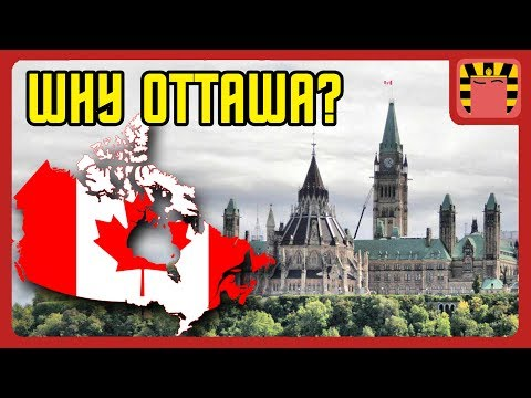 Why Toronto Isn't the Capital of Canada