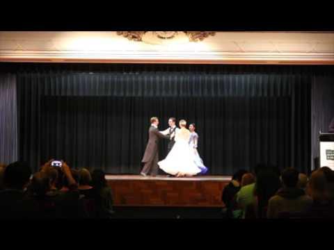 2016 Waltz Student Showcase @ Monash DanceSport