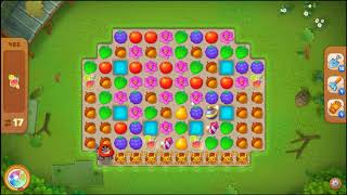 Gardenscapes Level 485 No Booster 🌲  l MiniGames