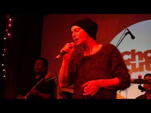(HQ) Magda Davitt (FKA Sinéad O'Connor) & Booker T 'I Believe in You' 2015/01/11