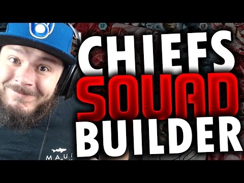 ALL-TIME KANSAS CITY CHIEFS SQUAD BUILDERS & GAMEPLAY | MADDEN 16 ULTIMATE TEAM