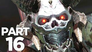 DOOM ETERNAL Walkthrough Gameplay Part 16 - MARS SLAYER GATE (FULL GAME)