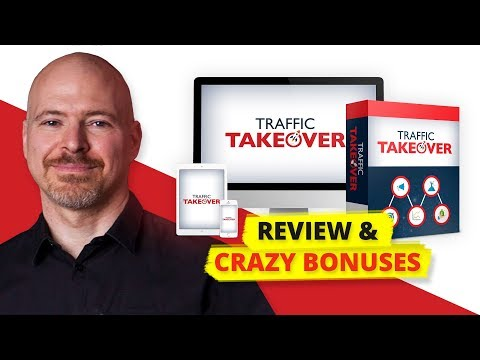Traffic Takeover Review, Bonuses and 50% Discount