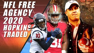 NFL Free Agency Frenzy 2020: Part 1