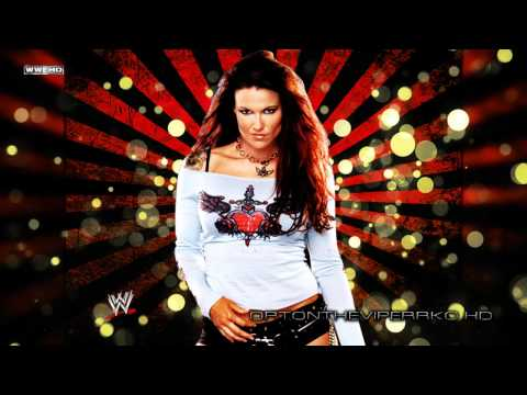 """WWE 2003-2006: Lita's Theme Song - """"LoveFuryPassionEnergy"""" [CD Quality]"""