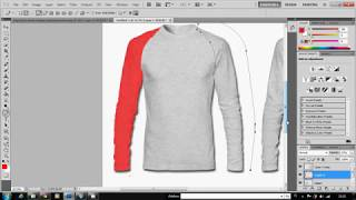 Membuat desain kaos simple dengan photoshop