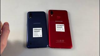 Samsung Galaxy A01 vs Samsung Galaxy A10s