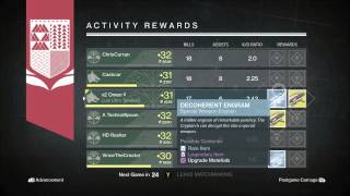 destiny best loot drop ever gjallarhorn iron banner