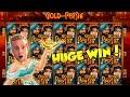 BIG WIN!!!! Gold of Persia - Casino Games - bonus round (Casino Slots)