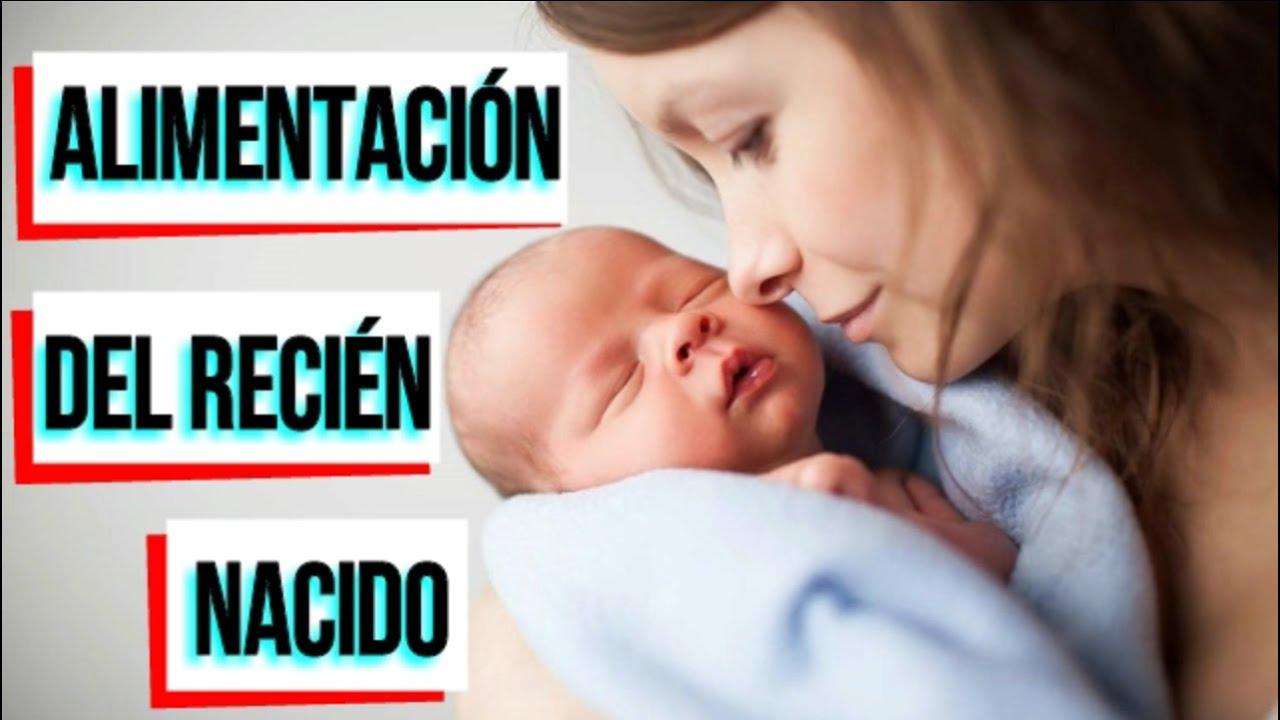 Tecnicas de Alimentacion del Recien Nacido