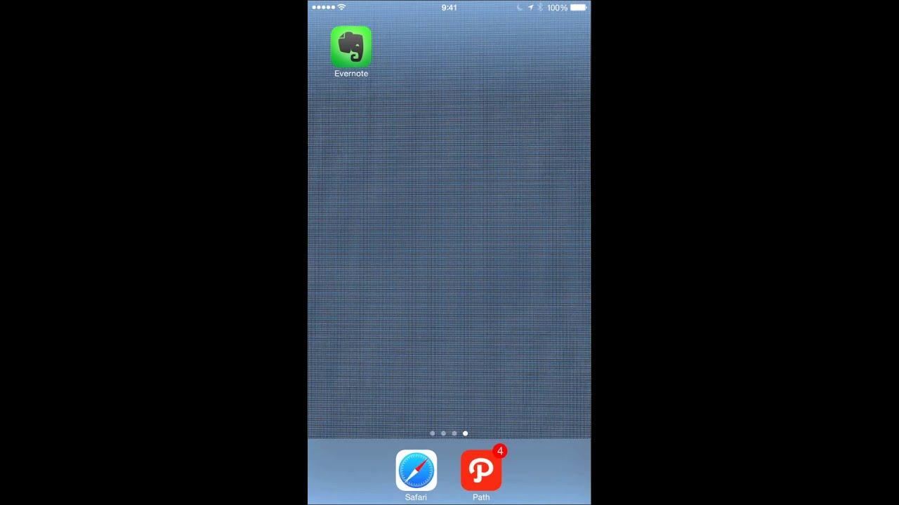 Iphoneを傾けると絵柄が変化する新しいタイプの不思議な壁紙 あなた