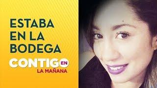 Fernanda Maciel fue encontrada en bodega contigua a su casa - Contigo en La Mañana