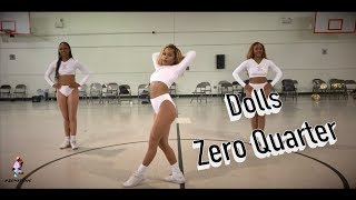 Southern University Fabulous Dancing Dolls entering the 2nd Annual ...
