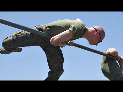 A Journey Through Marine Corps Boot Camp - Week 3