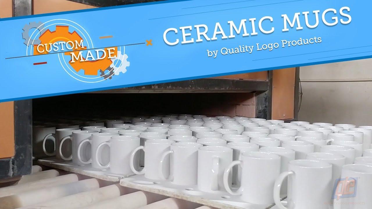 How Are Ceramic Mugs Mass Produced? - YouTube