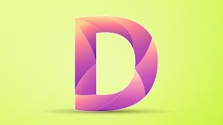 Illustrator Gradient Typography Tutorial