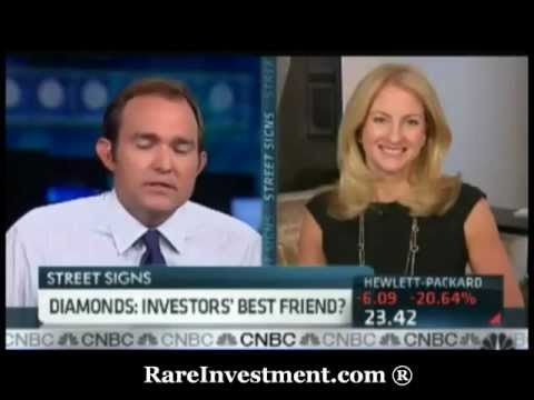 Natural Colored Diamonds - Investors New Best Friend | CNBC News