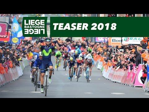 Liège-Bastogne-Liège 2018 - Teaser Officiel