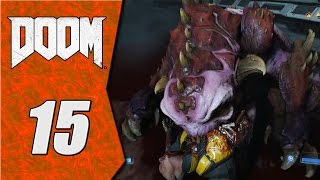 Lets Play Doom 2016 Part 15 More Pinkies