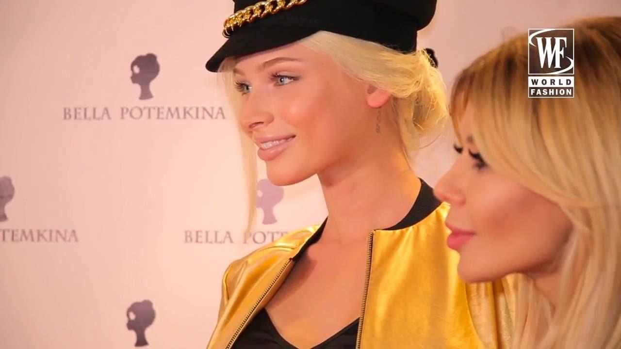 World Fashion Channel. Открытие Салона Красоты Bella