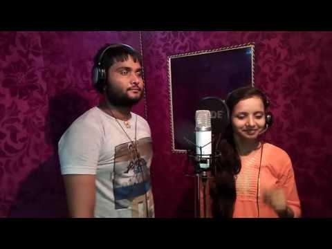 Boarder pe Bhaiya..  Rakhi song live recording. Priya rani...  Bhojpuri song..