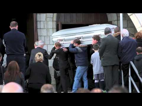 Carrickmines Funeral Bray Oct 2015