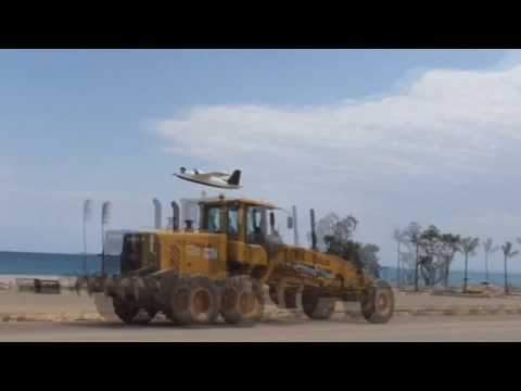Long Range Drone Surveillance