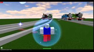 ROBLOX The Adventure Begins Pre - Sodor Thomas and James Runs