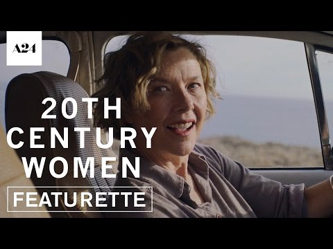 20th Century Women | Annette Bening | Official Featurette HD | A24