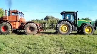 Nadvlacenje Traktora/Tug of War