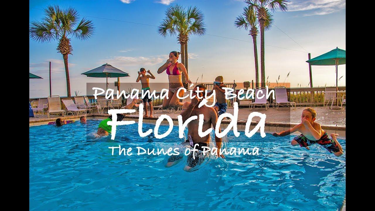 Panama City Beach Florida The Dunes Of Trip 2017