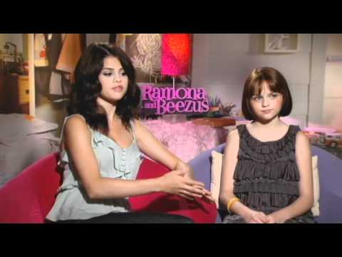 Selena Gomez and Joey King interview
