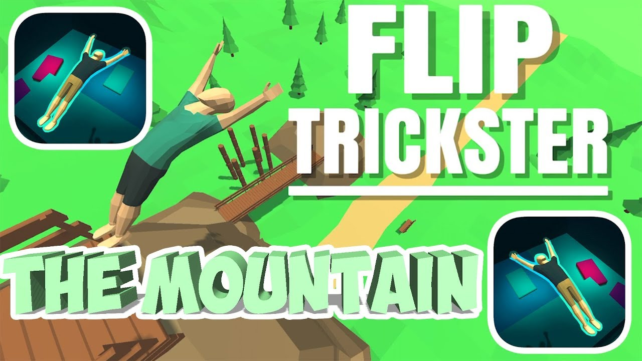 9f1ff4c4b FLIP TRICKSTER GAMEPLAY THE MOUNTAIN (iOS