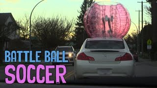 Bubble Ball Soccer!
