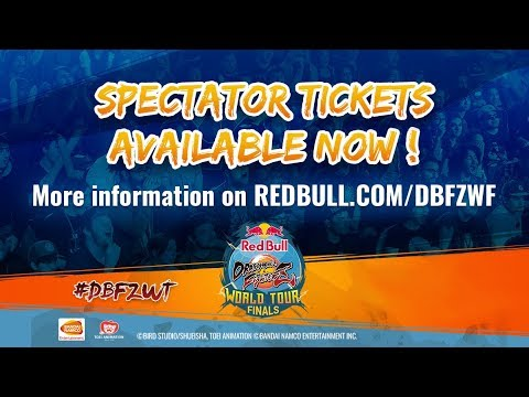 Red Bull Dragon Ball FighterZ World Final Paris - LCQ Top 16 from YouTube · Duration:  11 hours 55 minutes