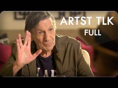 Leonard Nimoy & Pharrell Williams: Star Trek & Creating Spock | ARTST TLK™ Ep. 12 | Reserve Channel