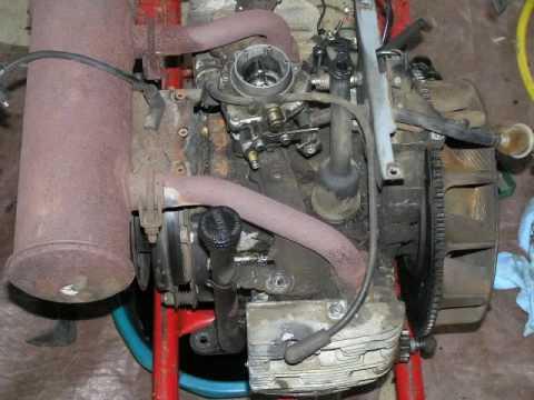 John Deere 318 Oil Leak and general repairs - YouTube