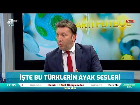 Türkiye 0 - 0 İzlanda Maç Sonu Yorumları / A Spor / Artı Futbol / 14.11.2019