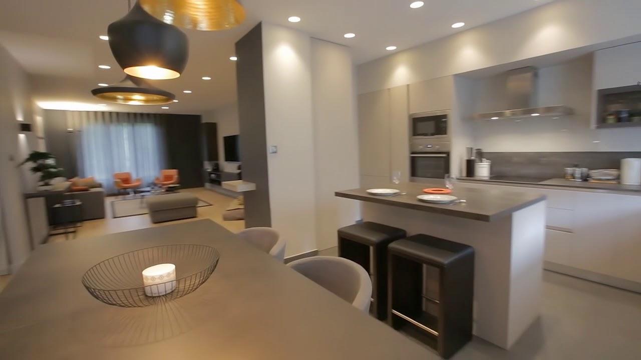 r novation d 39 un appartement julie pocino architecte d 39 interieur grenoble youtube. Black Bedroom Furniture Sets. Home Design Ideas